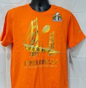 Nike SuperBowl  T-Shirt for Men Size Large